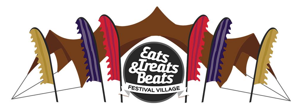 Eats, Treats & Beats Festival Village