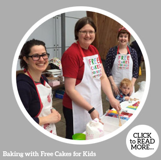 Baking with Free Cakes for Kids