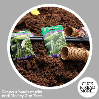 Get your hands mucky with Heeley City Farm