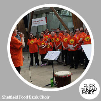 Sheffield Food Bank Choir