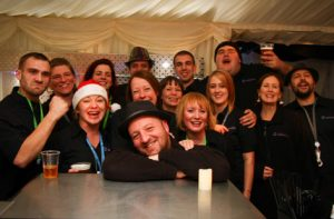 The team at Events Collective